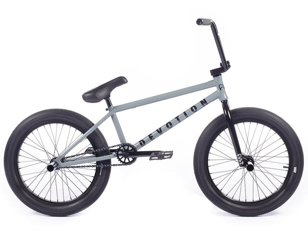 "Cult ""Devotion"" 2021 BMX Bike - Grey"