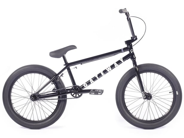 "Cult ""Gateway"" 2021 BMX Rad - Black"