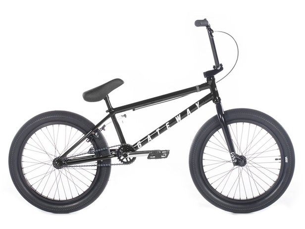"Cult ""Gateway A"" 2019 BMX Bike - Black"