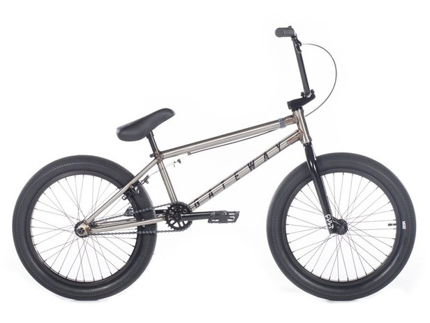 "Cult ""Gateway D"" 2019 BMX Bike - Raw"
