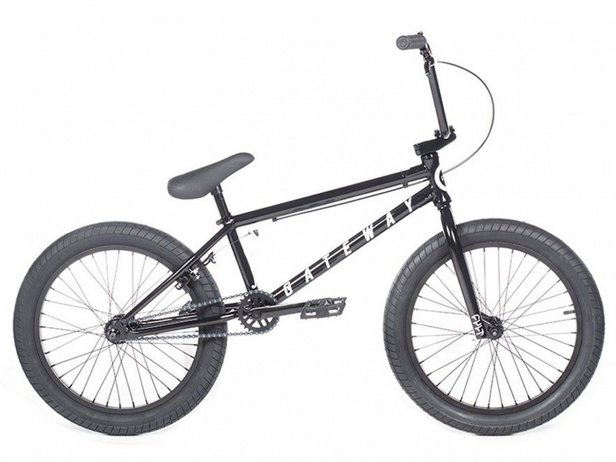 "Cult ""Gateway JR"" 2018 BMX Rad - Black"