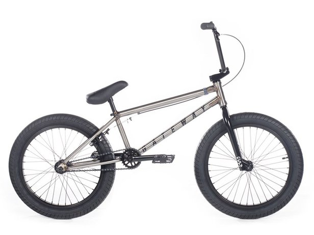 "Cult ""Gateway JR"" 2019 BMX Bike - Raw"