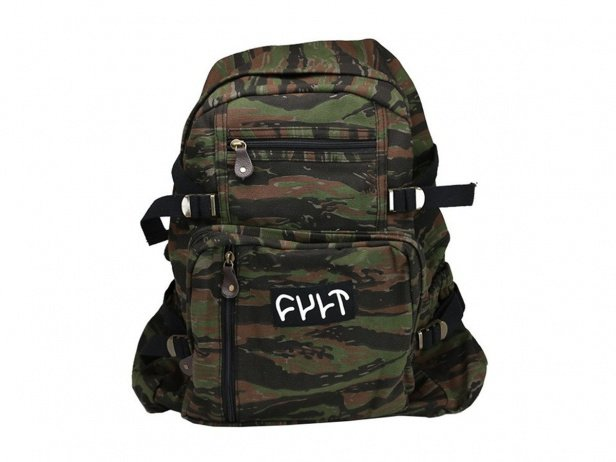 "Cult ""Supply Bag"" Backpack - Camo"