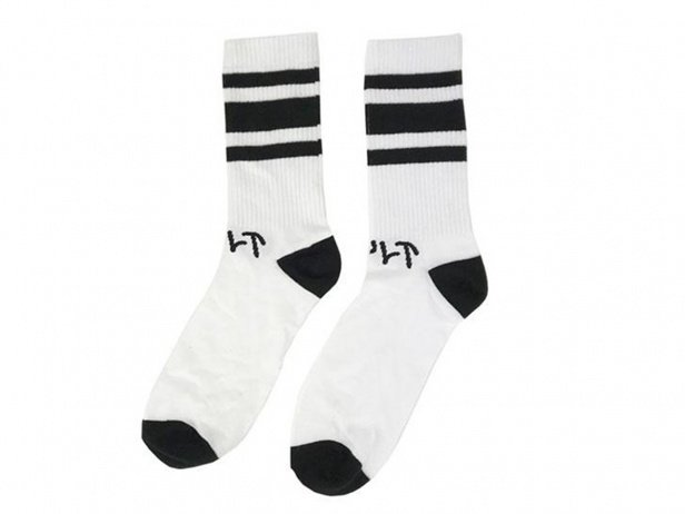 "Cult ""Tube"" Socken - White"
