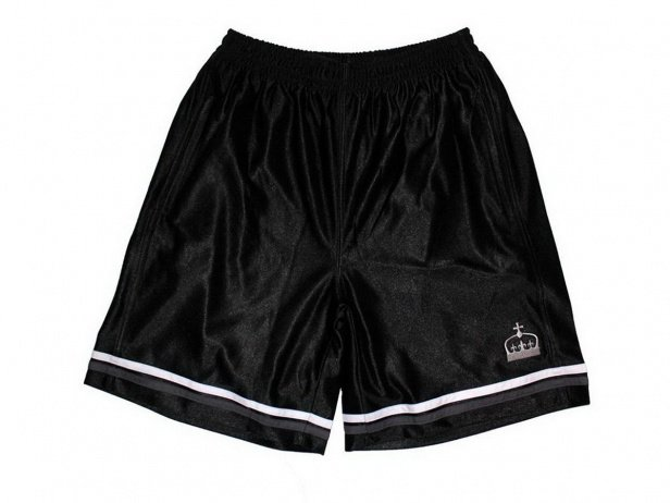 "DUB BMX ""Crown"" Short Pants - Black"
