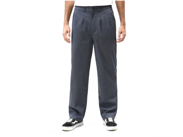 "Dickies ""Clarkston"" Pleated Pants - Blue"