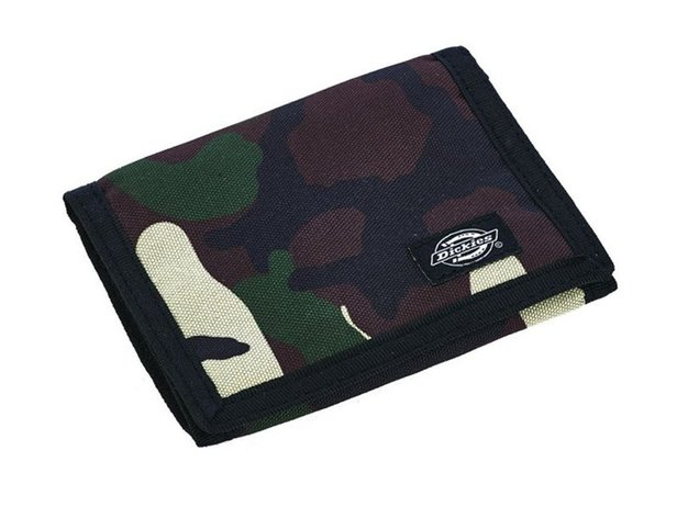 "Dickies ""Crescent Bay"" Wallet - Camouflage"