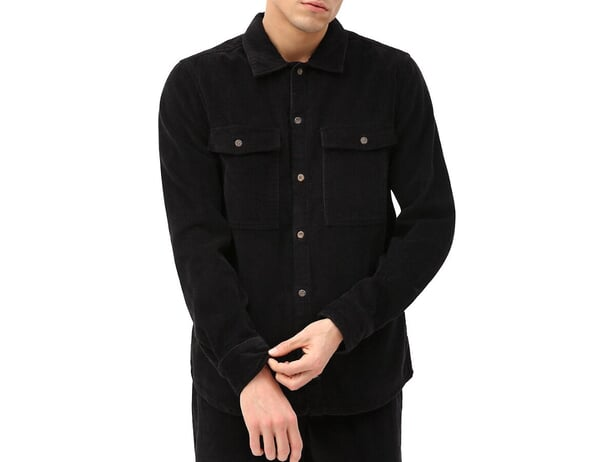 "Dickies ""Fort Polk"" Hemd - Black"