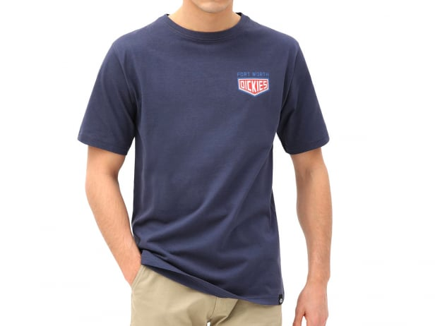 "Dickies ""Timberlane"" T-Shirt - Navy Blue"