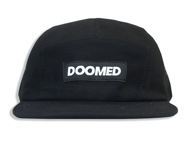 "Doomed Brand ""Doomed 5 Panel"" Kappe"