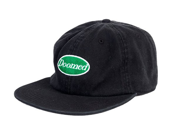 "Doomed Brand ""Jerry 6 Panel"" Cap"