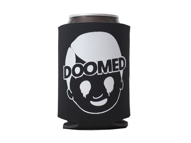 "Doomed Brand ""LAD"" Can Cooler"