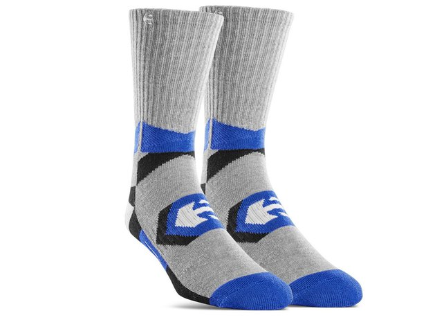 "Etnies ""Asi Tech"" Socks - Blue/Black"