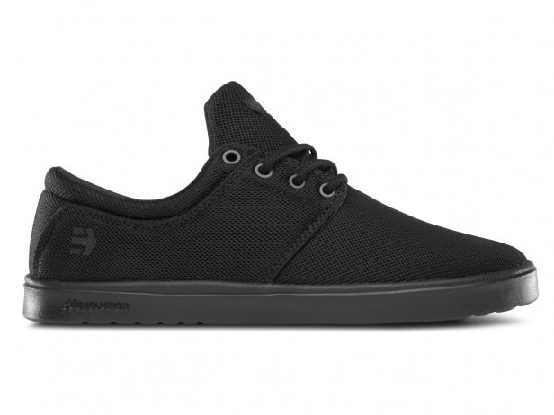"Etnies ""Barrage SC"" Shoes - Black/Black/Black"