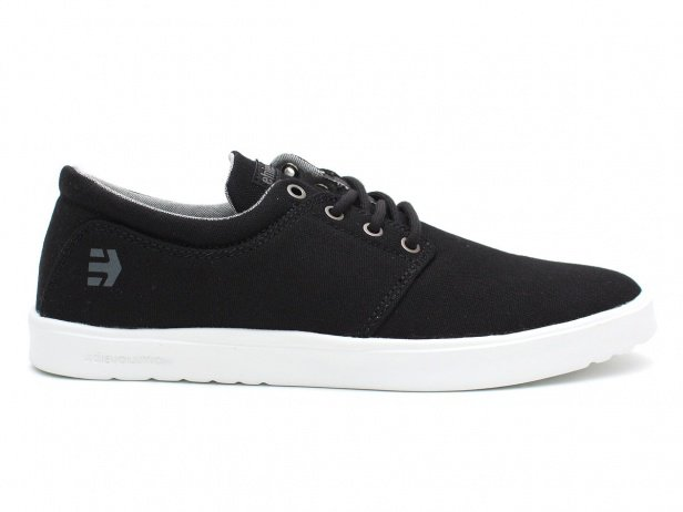 "Etnies ""Barrage SC"" Shoes - Black/Grey/White"
