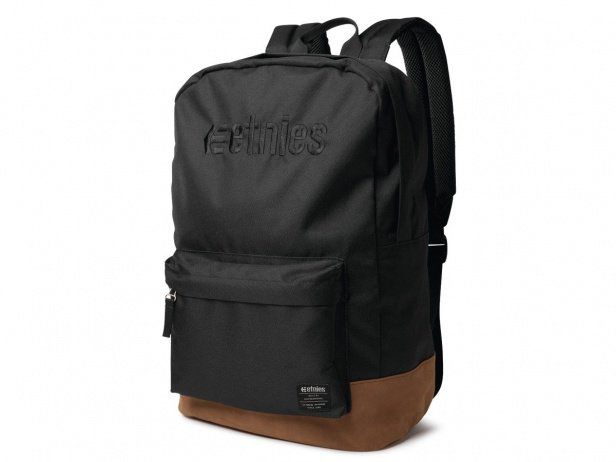 "Etnies ""Essential"" Backpack - Black"