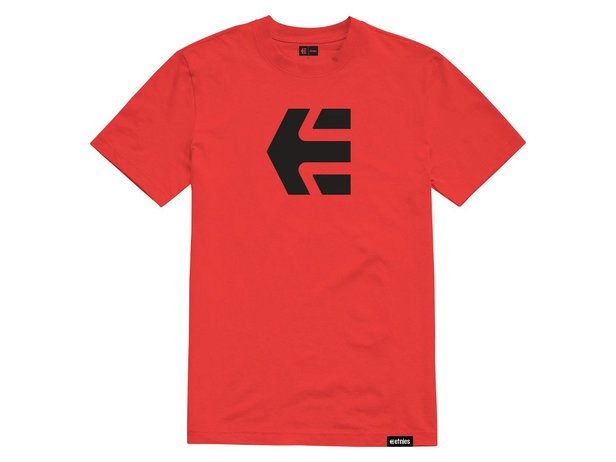 "Etnies ""Icon Tee"" T-Shirt - Red"