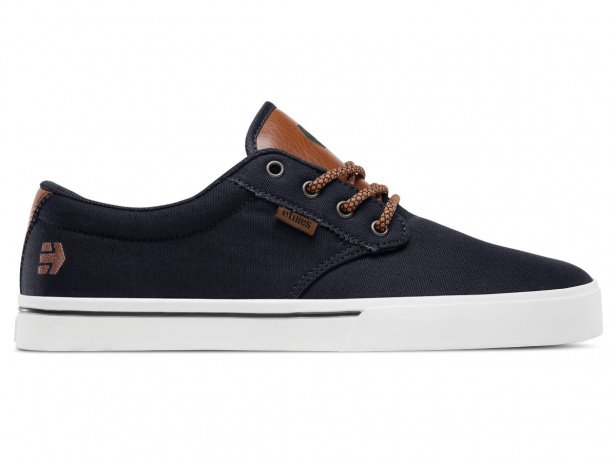 Etnies Jameson 2 Eco Shoes  NavyTanWhite
