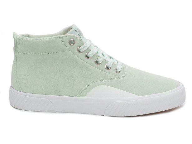 "Etnies ""Jameson Vulc MT"" Shoes - Green/White/Gum"