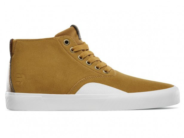 "Etnies ""Jameson Vulc MT"" Shoes - Tan/Brown/White (Devon Smillie)"