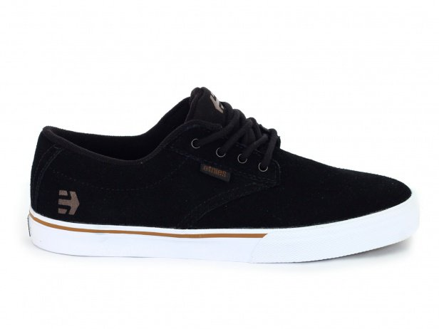 "Etnies ""Jameson Vulc"" Schuhe - Black/White/Gum (Nathan Williams)"