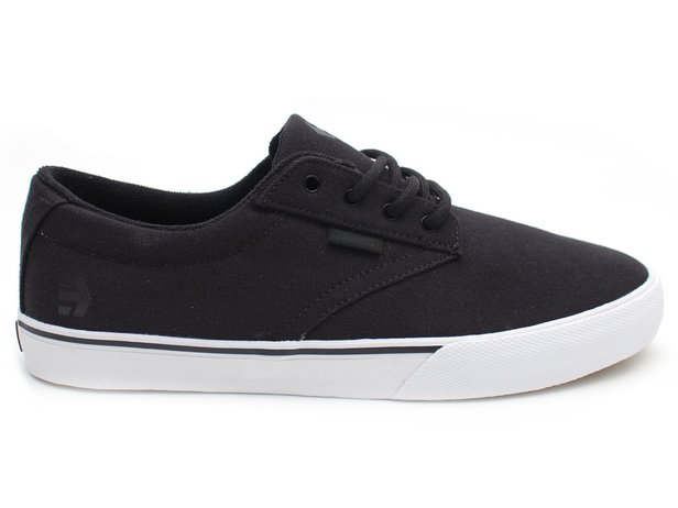 "Etnies ""Jameson Vulc"" Shoes - Blacktop Wash"