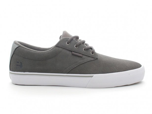 "Etnies ""Jameson Vulc"" Shoes - Dark Grey (Nathan Williams)"