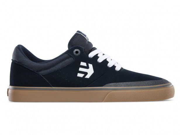 "Etnies ""Marana Vulc"" Shoes - Navy/White/Gum (Aaron Ross)"