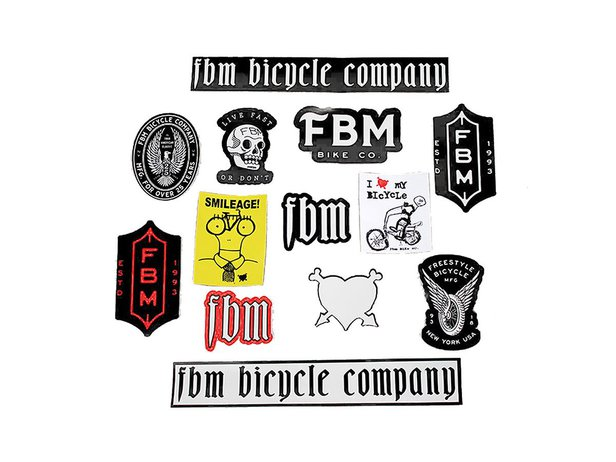 FBM 2018 Stickerset