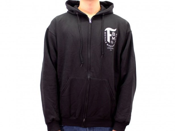 "FBM ""Manufacturing"" Hooded Zipper"