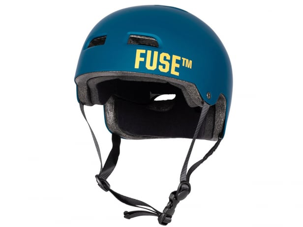 "FUSE ""Alpha"" Helm - Matt Navy Blue"