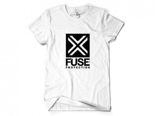 "FUSE ""Icon"" T-Shirt - White"