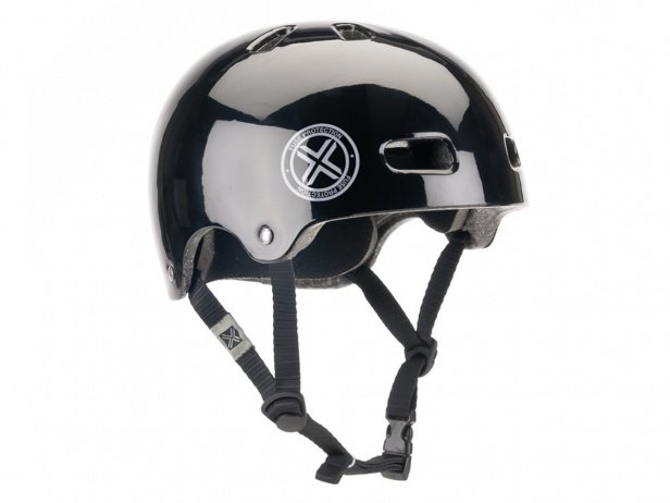 "FUSE Protection ""Delta Scope"" Helm - Glossy Black"