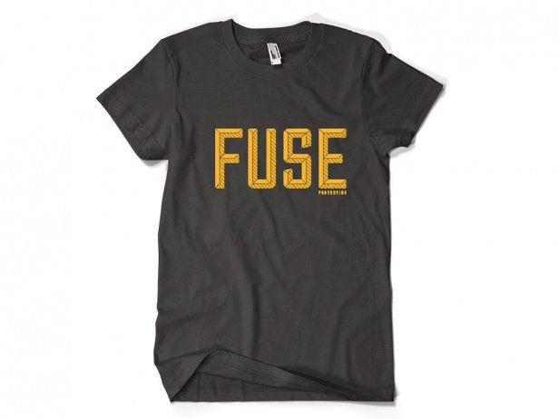 "FUSE ""Revolt"" T-Shirt - Black"