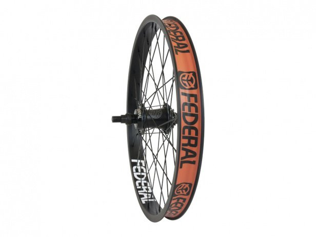 "Federal Bikes ""Stance XL X V3"" Freecoaster Hinterrad"
