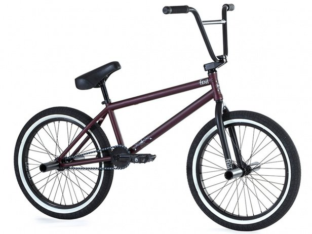 "Fiend BMX ""Type B+"" 2018 BMX Bike - Freecoaster 
