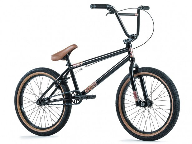 "Fiend BMX ""Type O"" 2017 BMX Bike - Gloss Black"