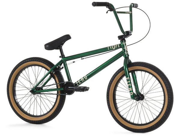 "Fiend BMX ""Type O"" 2020 BMX Bike - Trans Dark Green"