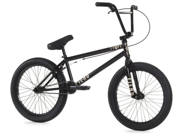 "Fiend BMX ""Type OXL"" 2020 BMX Bike - Black"