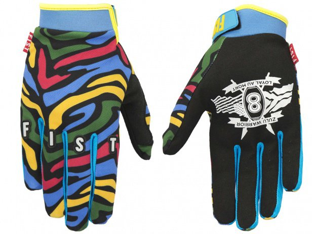 "Fist Handwear ""Grant Langston Zulu Warrior"" Gloves"