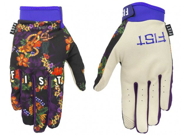"Fist Handwear ""Hawaiian Nights"" Handschuhe"