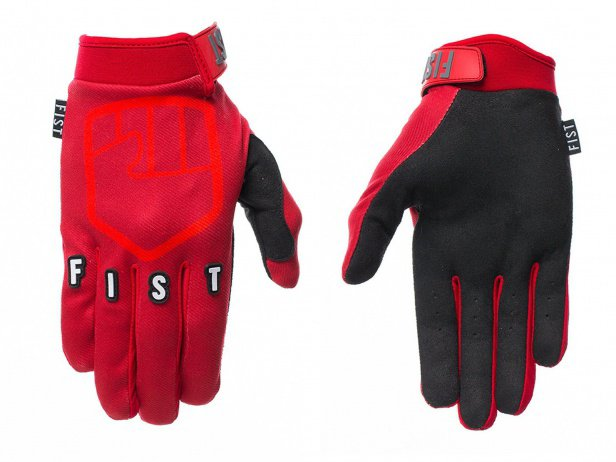 "Fist Handwear ""Stocker Red"" Gloves"