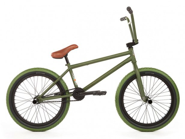 "Fit Bike Co. ""Begin FC"" 2018 BMX Bike - Army Green 
