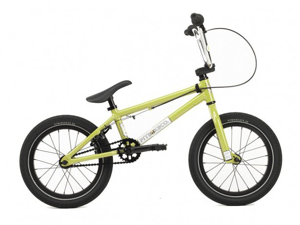 "Fit Bike Co. ""Misfit 16"" 2018 BMX Rad - 16 Zoll 