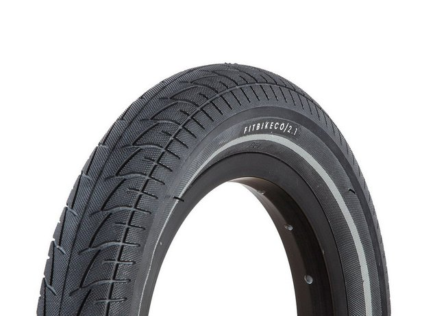 "Fit Bike Co. ""OEM Nightvision"" Tire - 12 Inches"