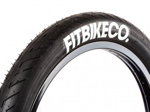 "Fit Bike Co. ""TA Hotpatch"" BMX Tire"