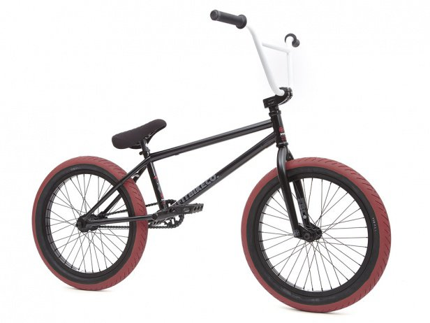 "Fit Bike Co. ""Dugan Signature"" 2016 BMX Rad - Gloss Black"