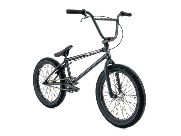 "Flybikes ""Neutron"" 2020 BMX Bike - Black 