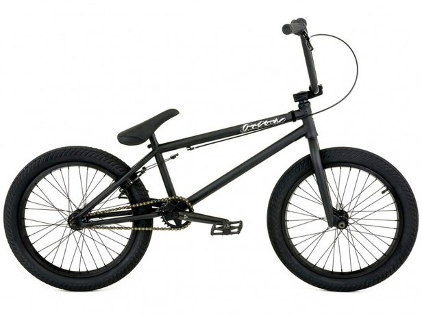 "Flybikes ""Orion"" 2018 BMX Bike - Flat Black 