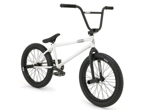 "Flybikes ""Sion"" 2019 BMX Bike - Pearl White 